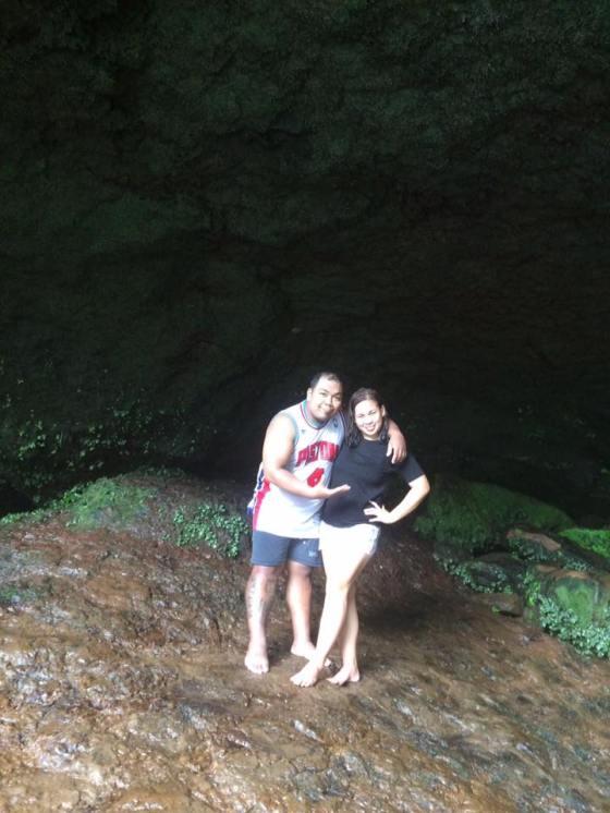 hulugan cave pic
